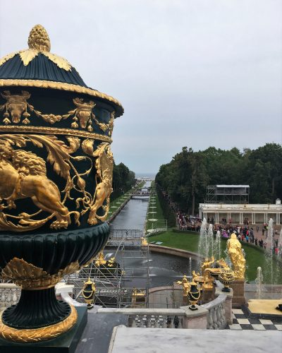 Russia – Palaces, Churches and Museums, Oh MY!