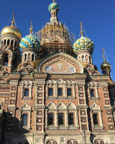 Going to Russia – Are You Crazy?